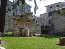 Marafor, Forum Romanum